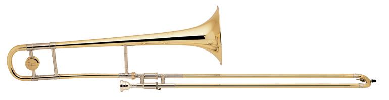 Trombone ténor Sib Stradivarius perce 12.70mm