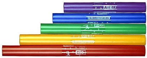 Boomwhackers chromatique