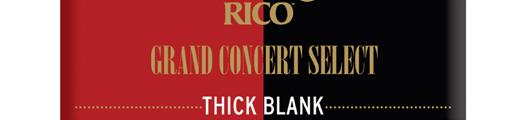 Anche clarinette Sib Grand Concert Select Thick Blank