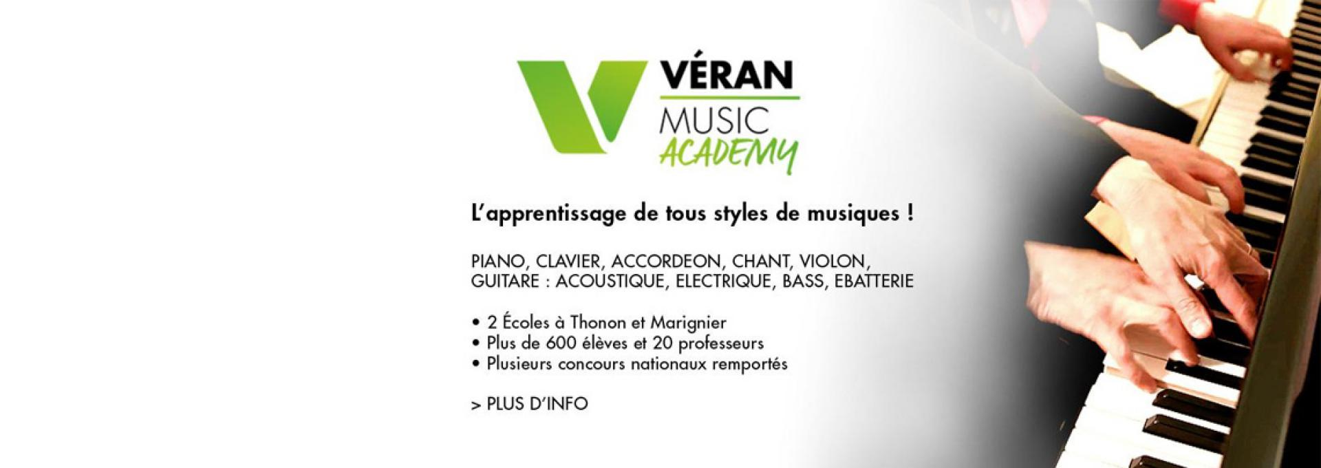 Véran Music Academy