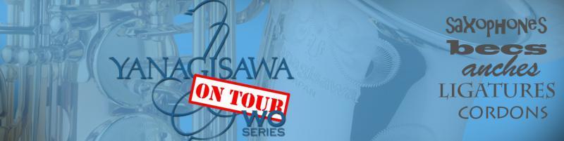 YANAGISAWA ON TOUR